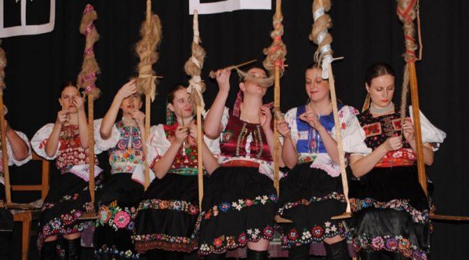 Zvyky a tradície na Šajbe: Priadke a páračke