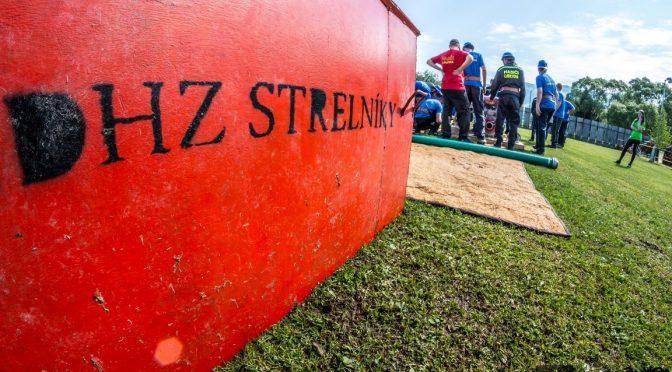 Okrsková hasičská súťaž Strelníky 2019